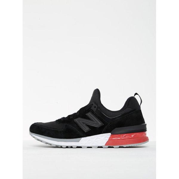 Pantofi sport negri pentru bărbați - New Balance 574
