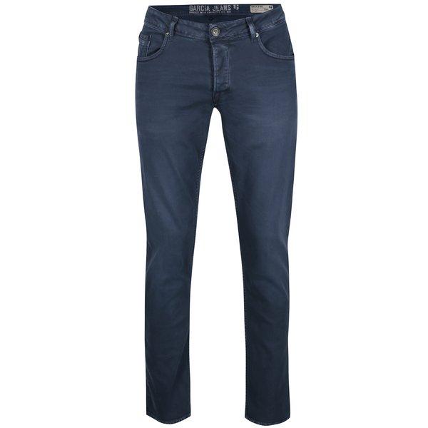 Pantaloni slim fit albastru închis Garcia Jeans Savio