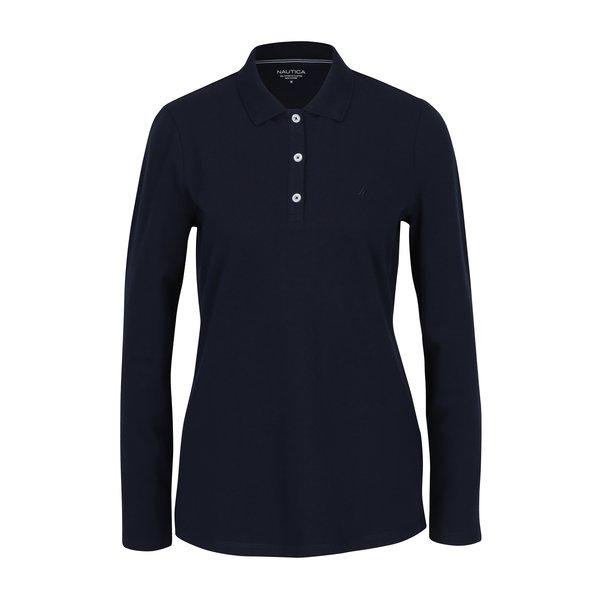 Bluză polo albastră Nautica