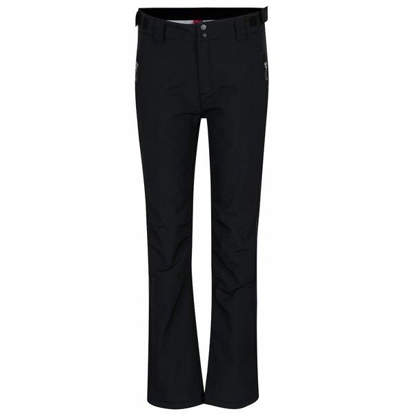 Pantaloni de iarnă negri evazati pentru femei LOAP Larana