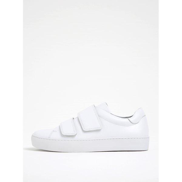 Pantofi sport albi din piele Vagabond Zoe