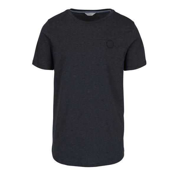 Tricou basic gri cu logo discret - Jack & Jones Mesut