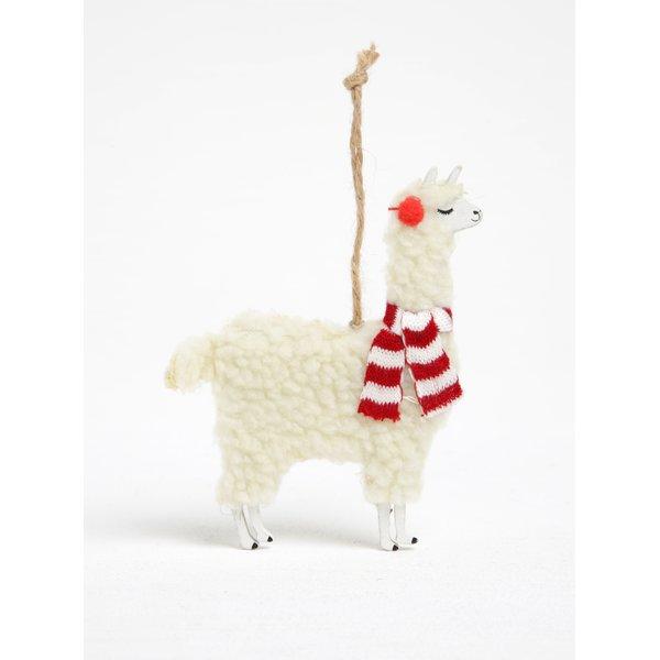 Decoratiune sub forma de lama – Sass & Belle Festive Llama