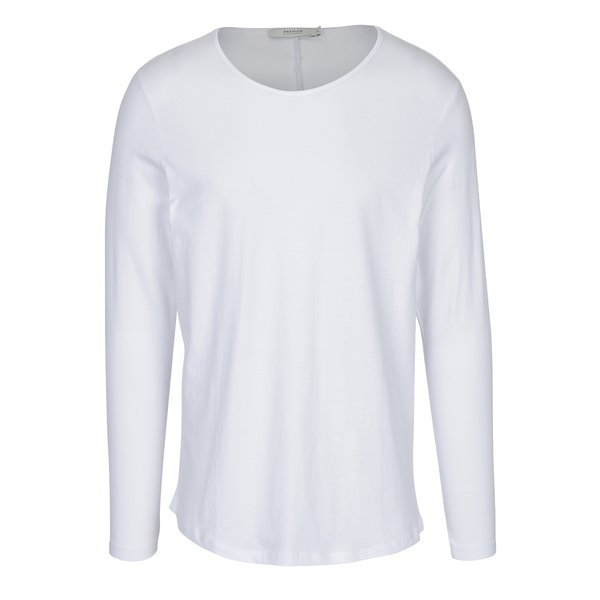 Bluză basic albă din bumbac - Jack & Jones Perth