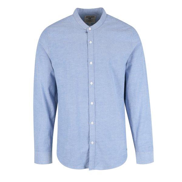Camasa bleu informala pentru barbati Garcia Jeans