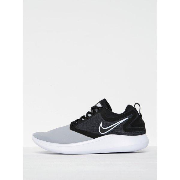Pantofi sport gri cu negru pentru bărbați Nike Lunarsolo
