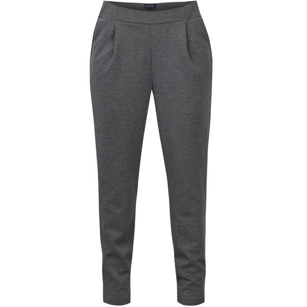 Pantaloni drepți gri Broadway Lida
