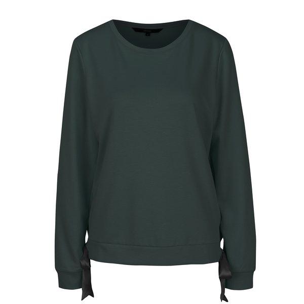 Bluză verde cu funde VERO MODA Ari