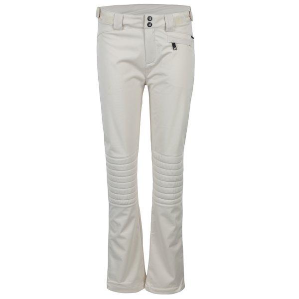Pantaloni crem softshell impermeabili pentru femei LOAP Lamila