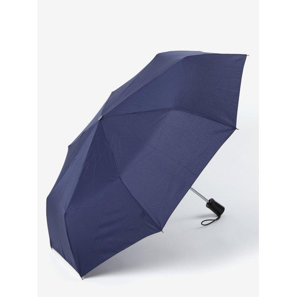 Umbrelă bleumarin telescopică pentru femei RAINY SEASONS Moon