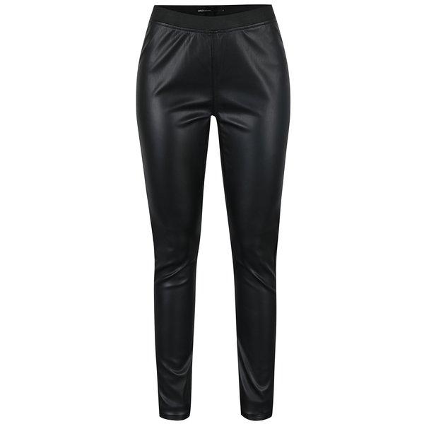 Pantaloni din piele artificiala ONLY Passion