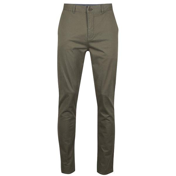 Pantaloni chino kaki SUIT Frank