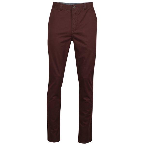 Pantaloni chino maro SUIT Frank
