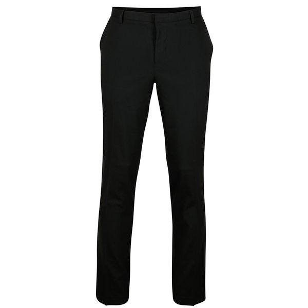 Pantaloni negri formali pentru barbati - Burton Menswear London