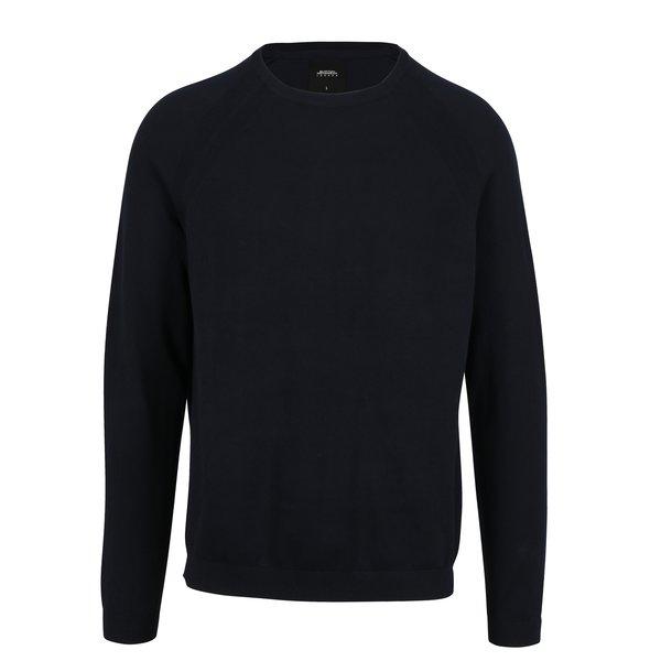 Pulover barbatesc bleumarin – Burton Menswear London