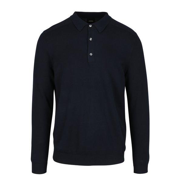 Pulover polo bleumarin pentru barbati – Burton Menswear London