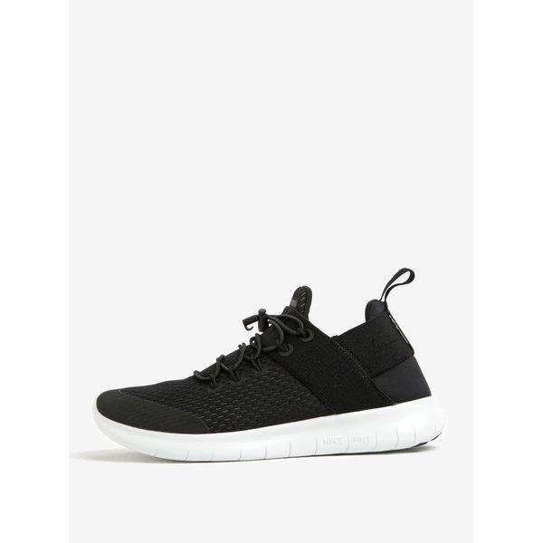 Pantofi sport pentru alergat negru&crem de femei Nike Free Commuter