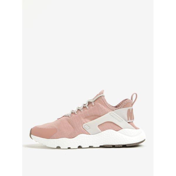 Pantofi sport roz pentru femei Nike Air Huarache run
