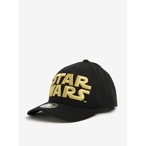 Sapca negru & galben cu broderie pentru barbati Star Wars
