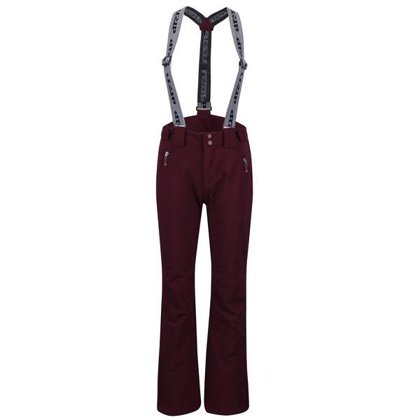 Pantaloni violet impermeabili pentru femei LOAP Laka