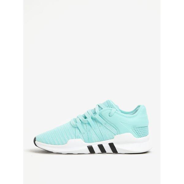 Pantofi sport verde mentol de alergat pentru femei adidas Originals Eqt Racing
