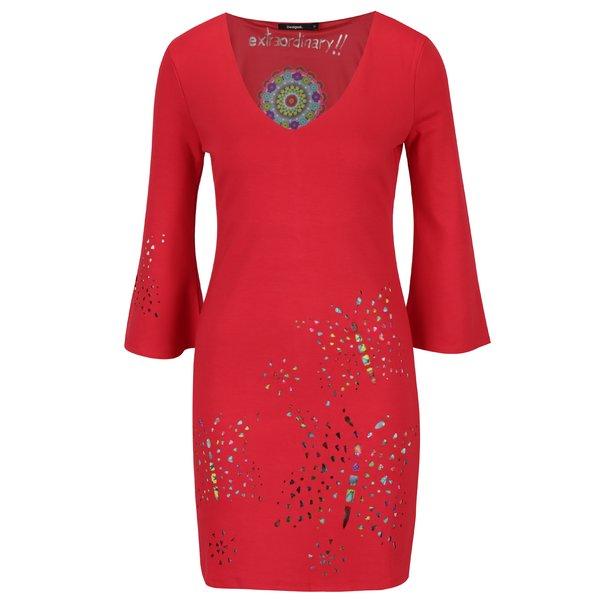 Rochie rochie cu decupaje Desigual Dominique
