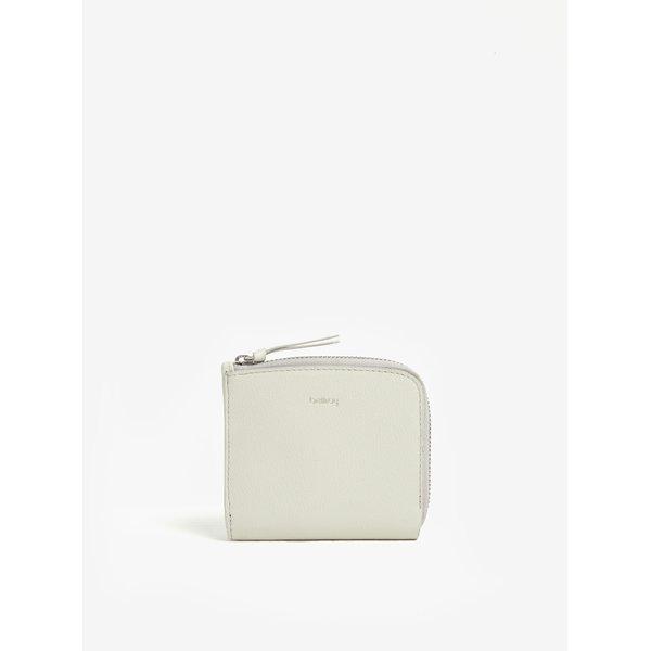 Portofel crem din piele pentru femei Bellroy Pocket mini