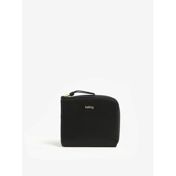 Portofel negru din piele pentru femei Bellroy Pocket mini