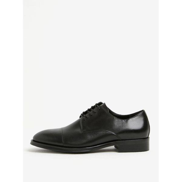 Pantofi negri din piele naturala pentru barbati - ALDO Norcutt