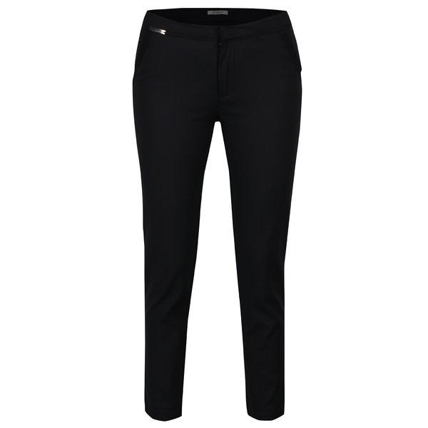 Pantaloni negri cu buzunare - Haily´s Nina
