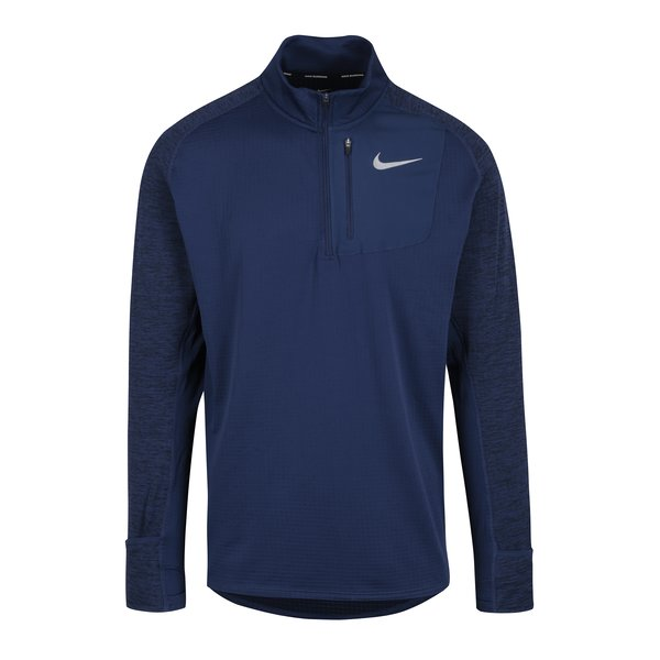 Bluza albastra functionala cu fermoar barbateasca Nike