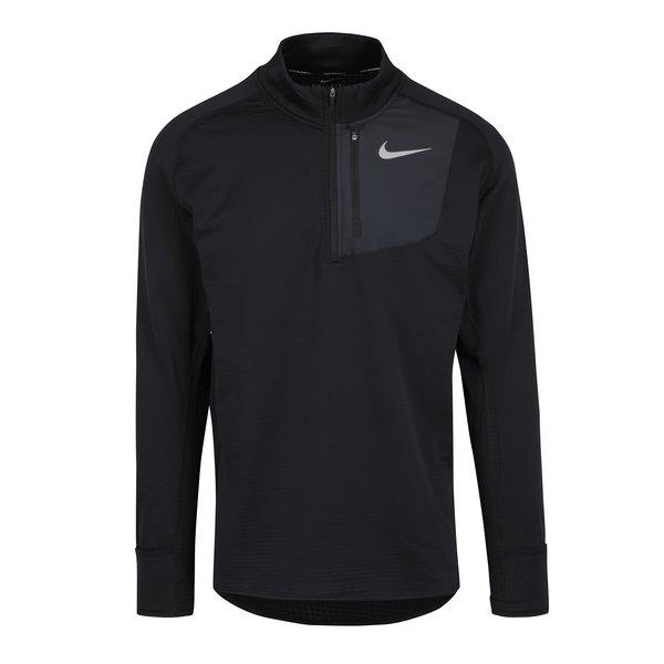 Bluza neagra functionala cu fermoar barbateasca Nike