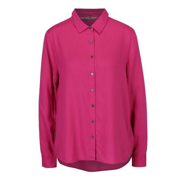 Camasa roz pentru femei Garcia Jeans