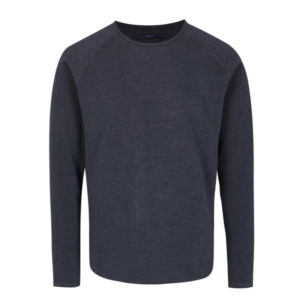 Bluza albastra cu maneci raglan - SUIT Noah