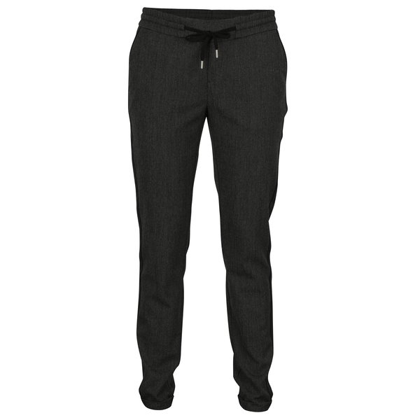 Pantaloni gri cu talie elatica pentru femei s.Oliver