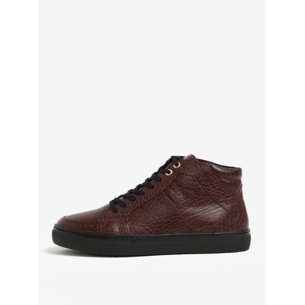 Pantofi sport barbatesti maro din piele naturala - Vagabond Paul