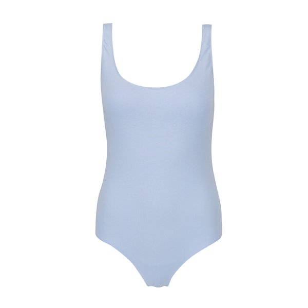 Body albastru deschis NALU Underwear