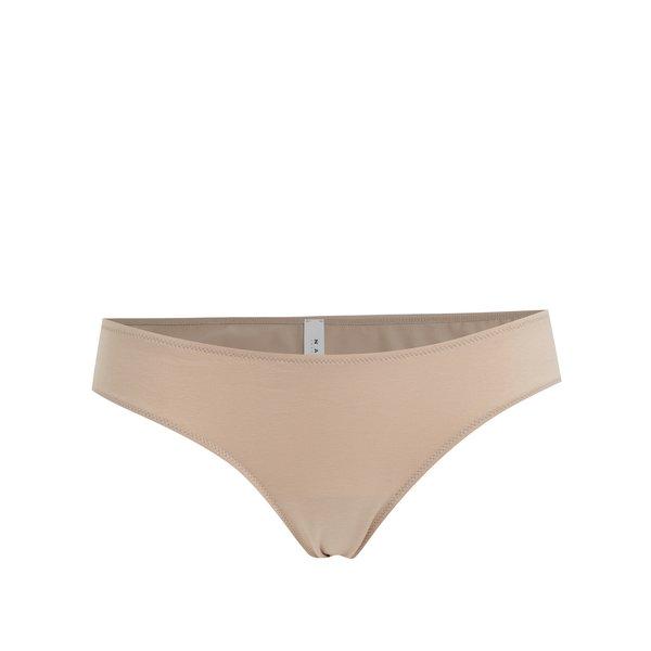 Chiloti nude din bumbac organic – NALU Underwear