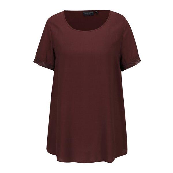 Bluza maro pentru femei – Broadway Nahlah