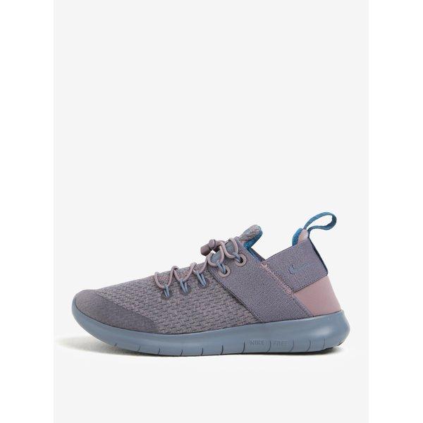 Pantofi sport mov&gri de jogging pentru femei Nike Free RN Commuter