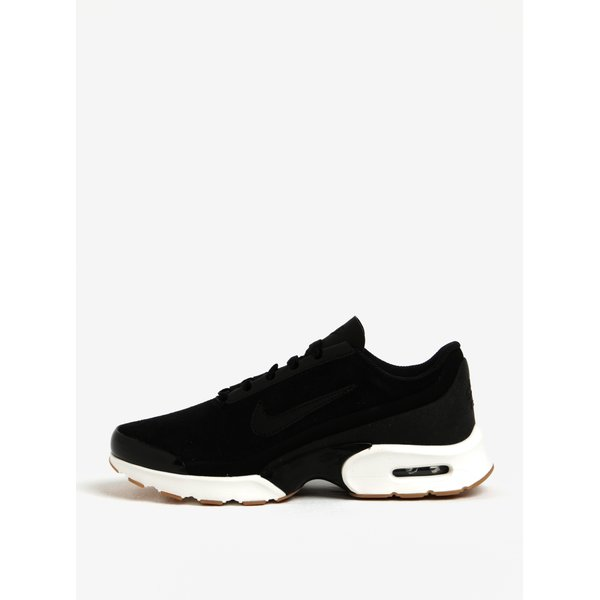 Pantofi sport negri din piele intoarsa pentru femei Nike Air Max Jewell