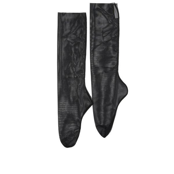 Sosete negre translucide NALU Underwear