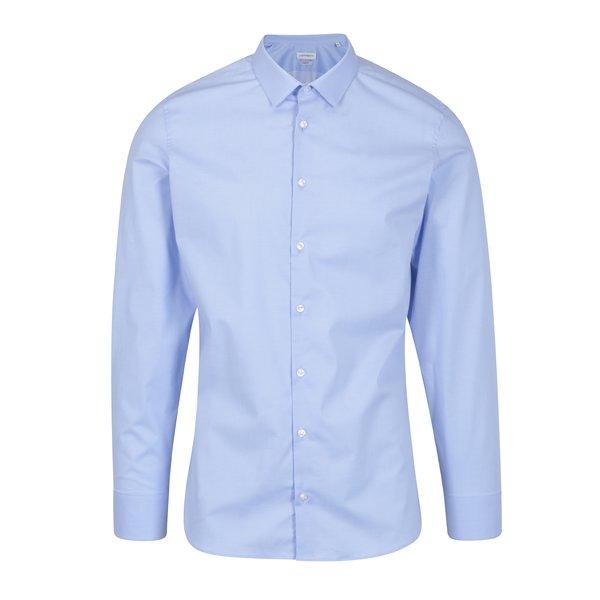 Camasa formala bleu slim fit pentru barbati – LABFRESH