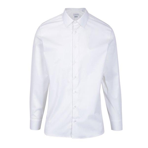 Camasa formala alba regula fit pentru barbati - LABFRESH