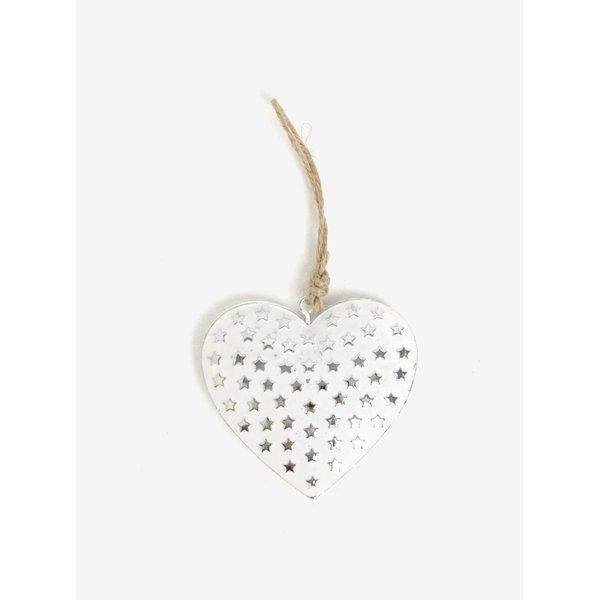 Decoratiune pentru Craciun in forma de inima - Sass & Belle