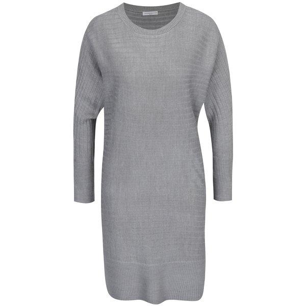 Rochie pulover gri - Jacqueline de Yong