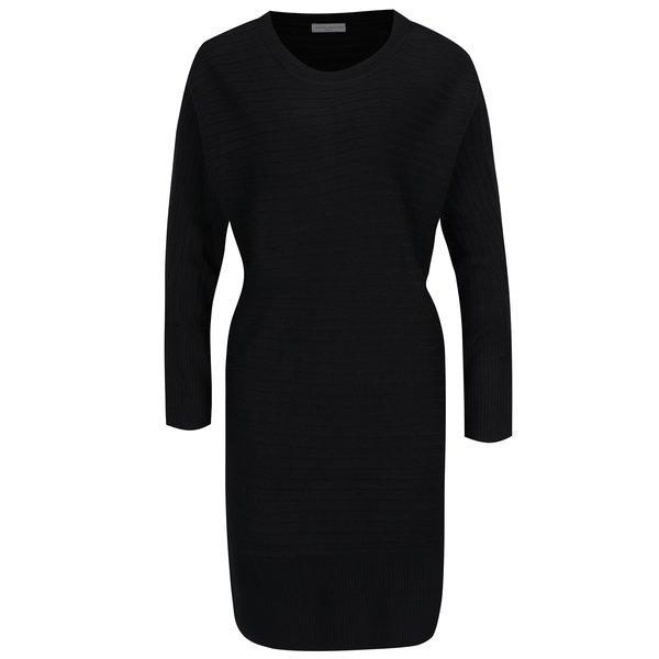 Rochie pulover neagra - Jacqueline de Yong