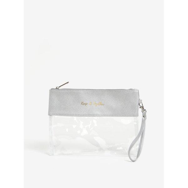 Geanta transparenta pentru cosmetice - CGB