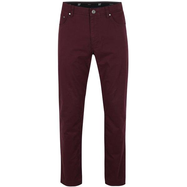 Pantaloni chino bordo pentru barbati - JP 1880