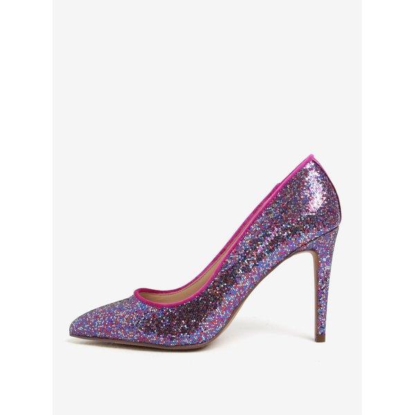 Pantofi cu aspect stralucitor roz & albastru – Dorothy Perkins